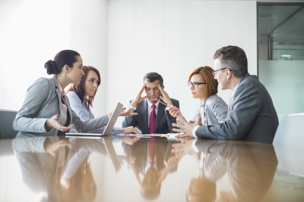 How to deal with verbal aggression at work