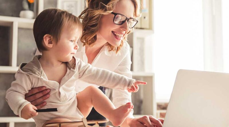 Moms and Opportunities: Online  Work Ideas